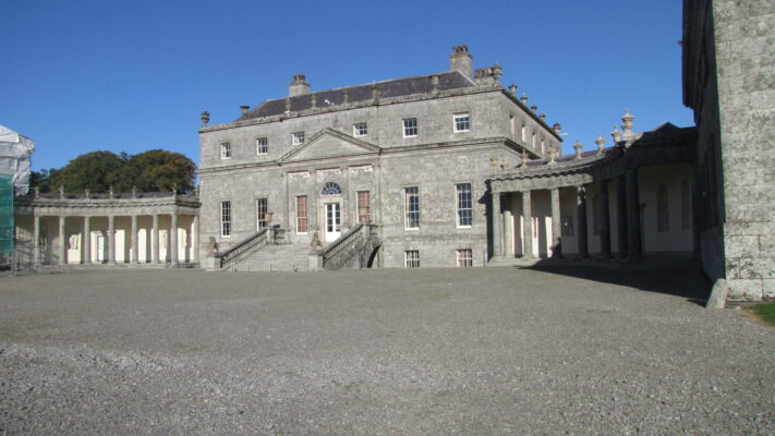 Later Palladian Country House (Irish Country House Architecture on-line talk 4)