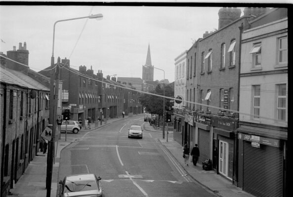 Liberties and St. Audoen's with Dublin Decoded