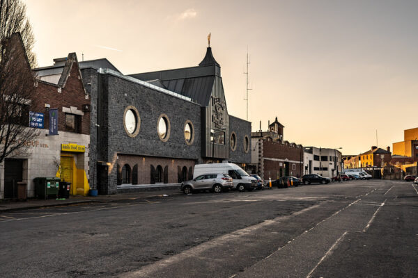 Walking Tour of Blackpitts Area with Dublin Decoded's Arran Henderson