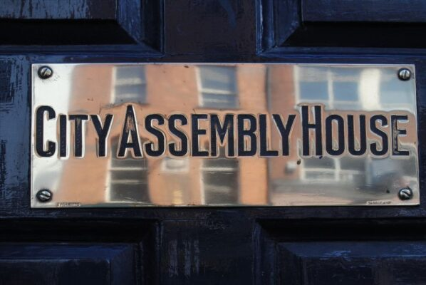 Culture Night 2020 at the City Assembly House