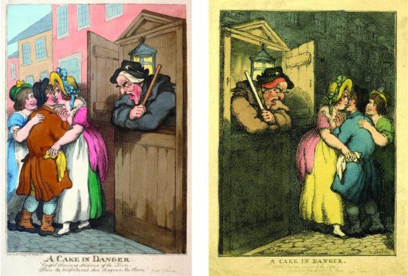Lecture: Silvia Beltramentti - An Irish Programme on an Irish Night - Pirated Caricatures in 19th