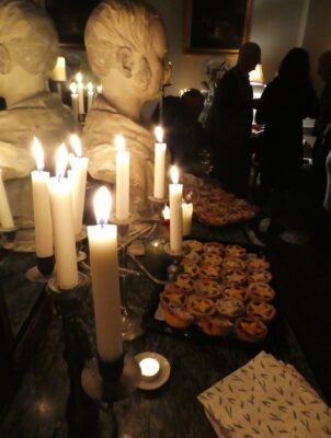Irish Georgian Society Virtual Christmas Celebration and Raffle