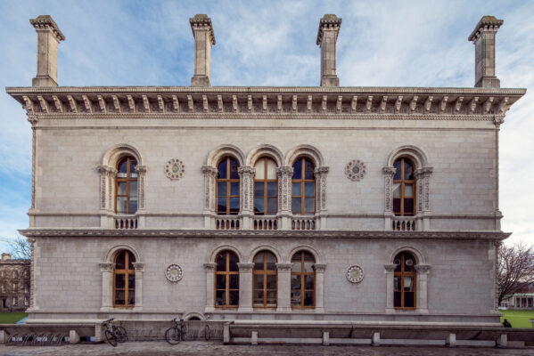 Craftsmanship & building for display: TCD's Museum Building - Victorian Dublin Revealed
