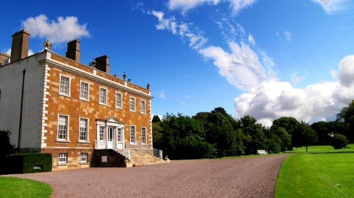 YIG Visit to Newbridge House
