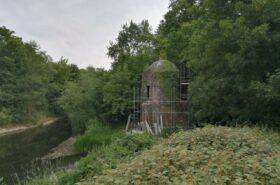 Lexlip Castle Boathouse
