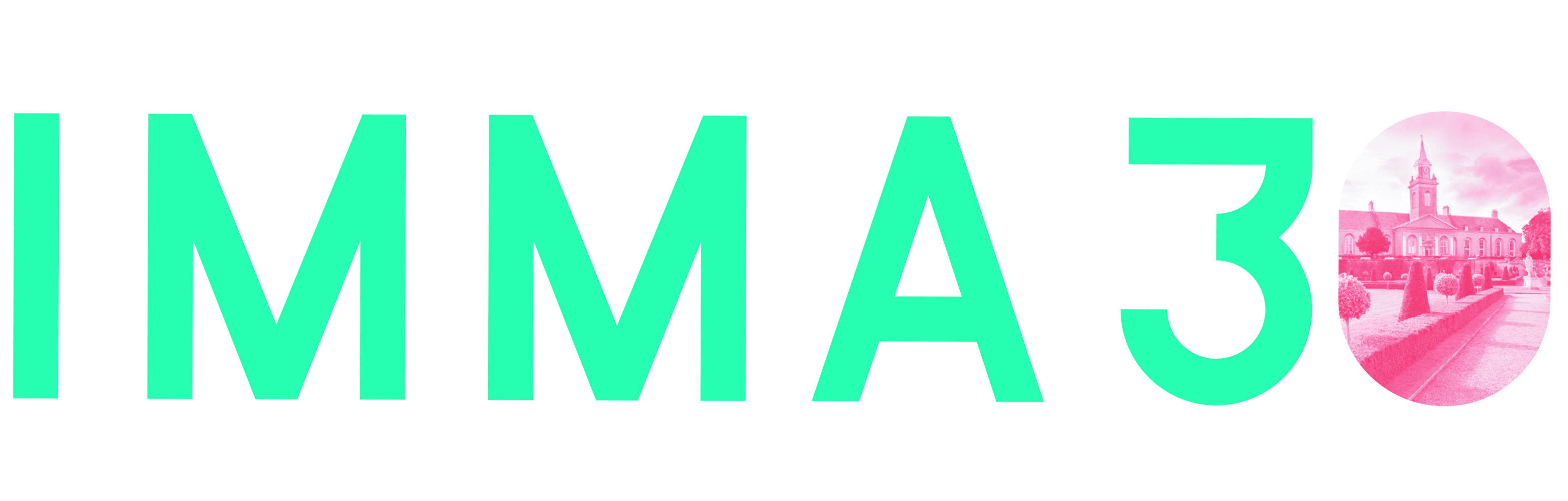IMMA 30 Logo