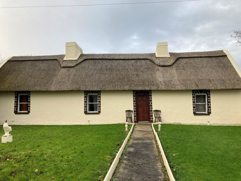 Kerry Thatched House National Heritage Week 2021