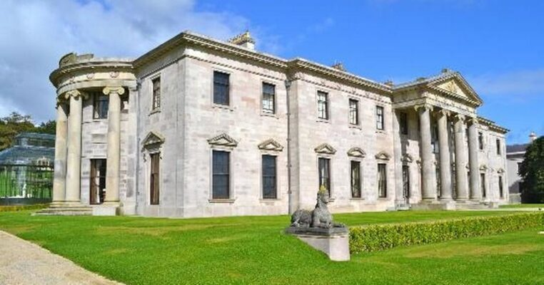 Classical Regency County House (Irish Country House Architecture on-line talk 7)