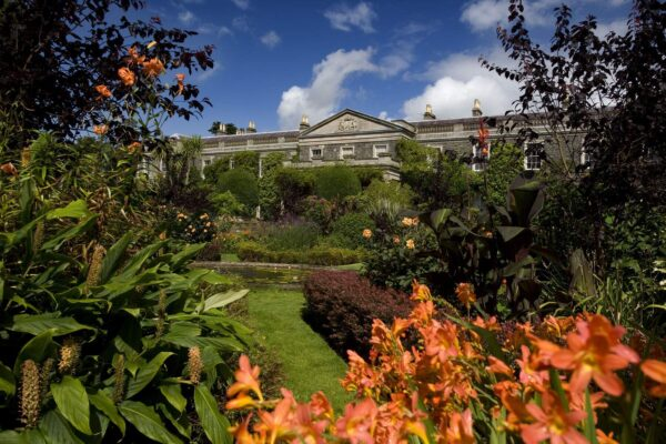 In conversation with Neil Porteous, Mount Stewart, Co. Down