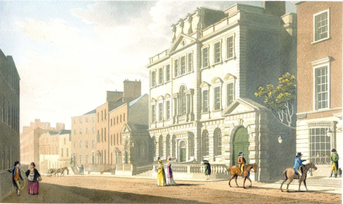 Tour: The Society of Artists and Eighteenth-Century Dublin