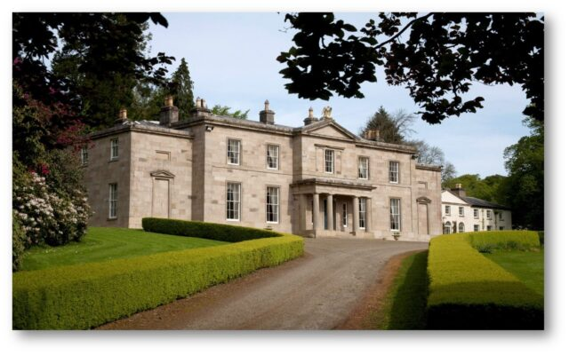 'Capard: Writing the history of an Irish country house and estate'