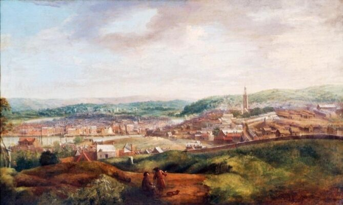 A Merchant City: The Building and Buildings of Georgian Cork (Talk 5)