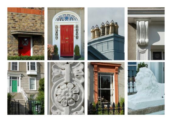 Dún Laoghaire-Rathdown's Historic Houses Course - Autumn 2017 (Full Course & Walking Tour)