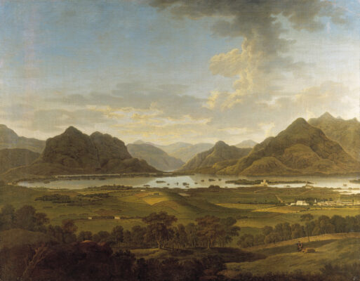 Lunchtime lecture: Leading the Curious to Points of View; The landscape paintings of Jonathan