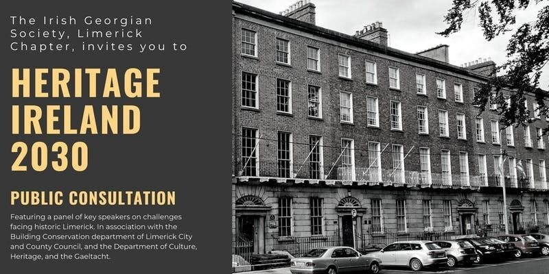 Heritage Ireland 2030 - Public Consultation