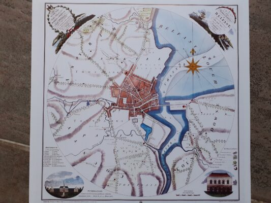 'A large, populous and beautiful town'?: Belfast in the Eighteenth Century (Talk 8)