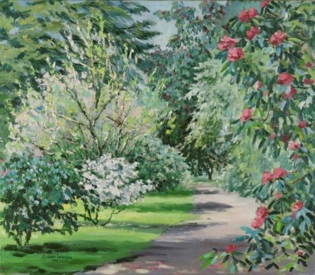 2021 IGS garden interviews: PART 1 (In Conversation with Andrea Jameson)