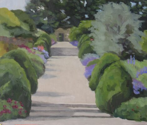 2021 IGS garden interviews: PART 1 (In conversation with Maria Levinge)