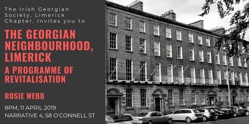 Limerick Chapter: The Georgian Neighbourhood in Limerick