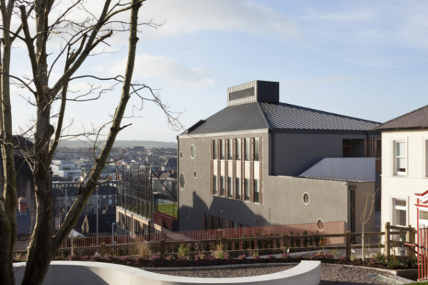 Cork Chapter - St. Angela's College, St. Patrick's Hill, Cork - O'Donnell + Tuomey Architectural