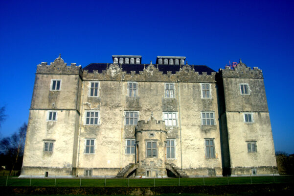 17th Century Jacobean Country House (Irish Country House Architecture on-line talk 1)