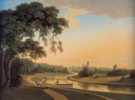 Lunchtime lecture: Private landscapes: the demesne paintings of Thomas Roberts