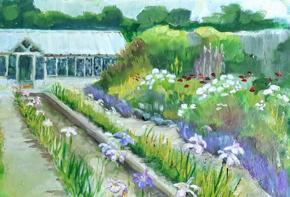 2021 IGS garden interviews: PART 1 (In conversation with Alison Rosse)