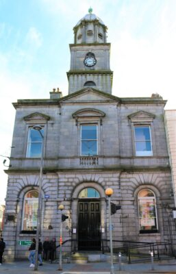 'A large, handsome town': Drogheda's architecture in the long eighteenth century (Talk 4)