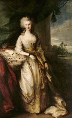 'Vicereines of Ireland Portraits of Forgotten Women' Virtual Lecture with Myles Campbell