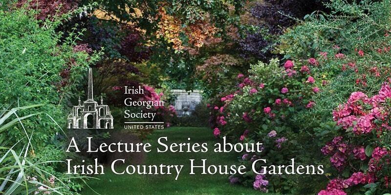   IGS Inc - Irish Country House Garden: In conversation with Alison Rosse at Birr Castle, Birr,