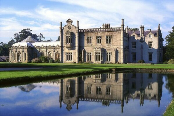 Tudor Revival Country House and its Afterlife (Irish Country House Architecture on-line talk 8)