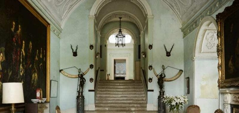 Curraghmore english country estate