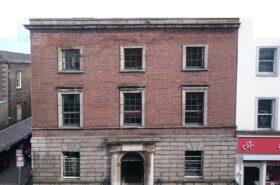 City Assembly House windows restoration