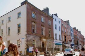 Restoring Dublin's City Assembly House: Preserving the Past, Building the Future