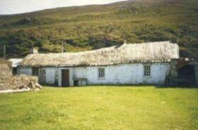 Thatched Cottage, Lenankeel, Inishowen, Co. Donegal.