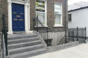 Small Works Grant Scheme for Historic Railings in Newtown Pery