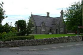 Old Geashill School
