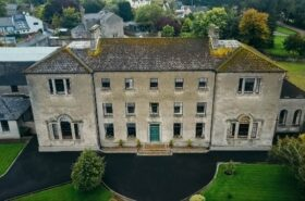 Forseter House and the Royal School House, Raphoe