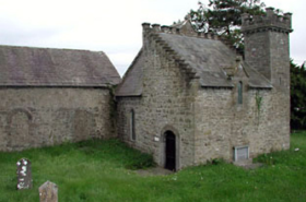 Maunsell Chapel and Tea Lane Graveyard