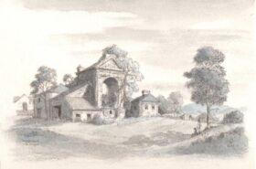 Saunderscourt Gatelodges