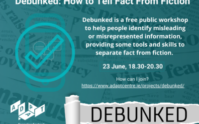 Debunked - How to tell Fact from Fiction