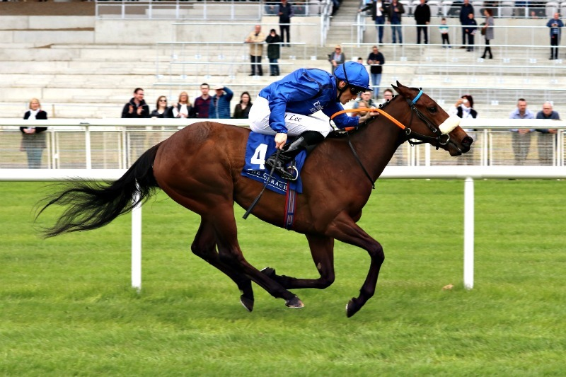 Ickworth Wins At The Curragh